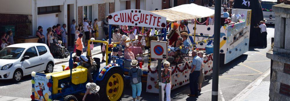 tracteur guinguette